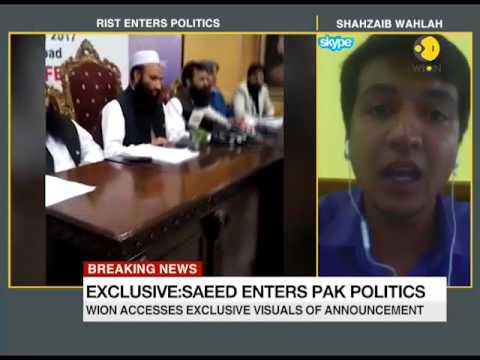 Exclusive : Watch Hafiz Saeed