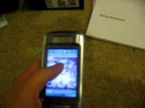 Sony Ericsson P910i I