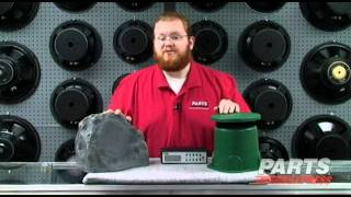 Outdoor Audio At Parts Express!