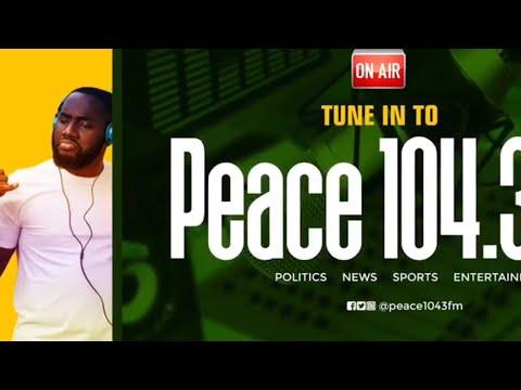 Peace FM Radio Station | Accra, Ghana