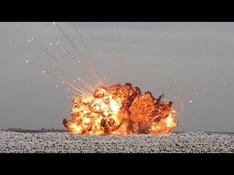 Взорвался танк. Трое