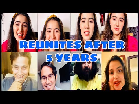 Best Of Luck Nikki Cast Gathers Together After 5 Years | Cherishing Memories | 2020 |