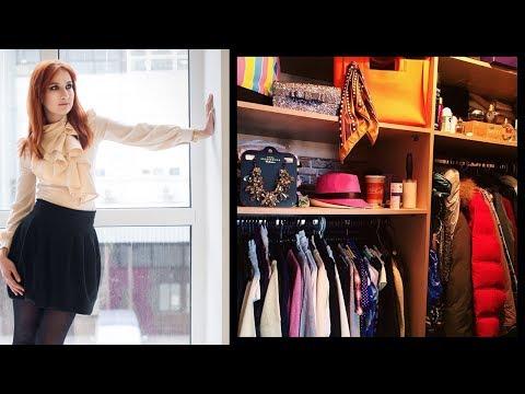Моя гардеробная (организация, до и после)