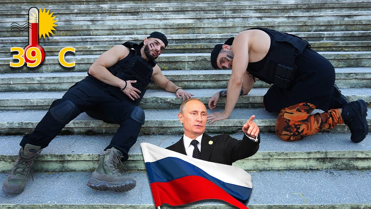 TRECEM TESTUL TERIBIL AL ARMATEI RUSESTI ?! *AM CHEMAT SALVAREA*