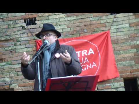 Ivano Marescotti a Russi (RA) 16/11/2014