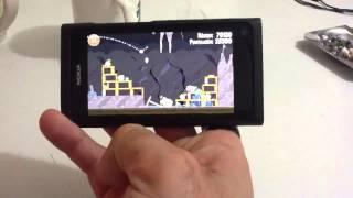 Carpetas en el Nokia N9