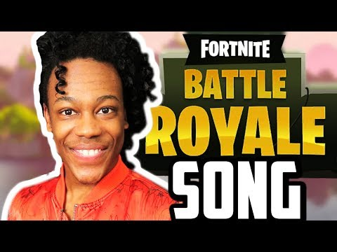 FORTNITE SONG!!! by Will Power (FOR KIDS) [ORIGINAL]