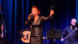 Yasemin Yalçın - Sabrıma Borçluyum / BKM Konseri HD - 08.12.2014
