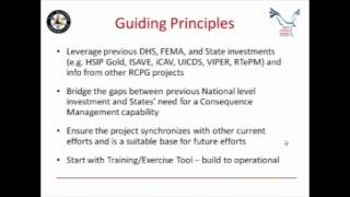 Part 1 of 6 Regional Modeling & Simulation  RCPGP Project 7 Webinar