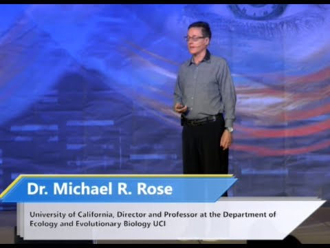 "Dr. Michael Rose ""Four Steps to Crush Aging"" and Bill Faloon ""Update on Age Reversal"""