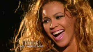 ฺำBeyonce - Irreplaceable (I am world tour)