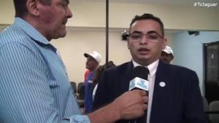 Presidente Fagner Brito apresenta cobranças de interesse da comunidade de Leão 1.