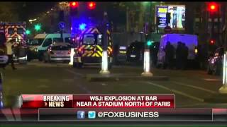 Paris Terror Attacks 130 Killed France closes Borders Military Mobilized