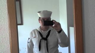 Navy Dress Whites