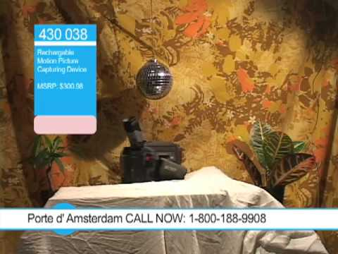 Chiken Coop -Porte d'Amsterdam Video Camera
