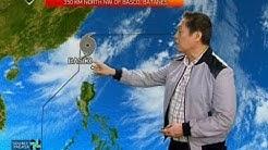 Bagyong Luis, hindi magla-landfall pero palalakasin ang Habagat na magpapaulan sa Luzon