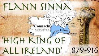 Flann Sinna: High King of Ireland (879-916)