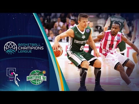 Telekom Baskets Bonn v Nanterre 92 - Highlights - Basketball Champions League