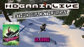 #throwbackthursday - Amped 3