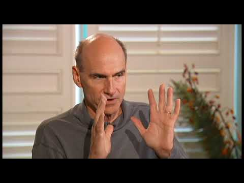 James Taylor on The Beatles, Drugs, Carly Simon and Carole King
