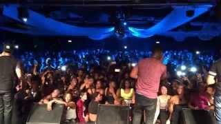 Dynamo - Djodje - Ricky Boy - Princesa Live @ Paris 18/10/2014