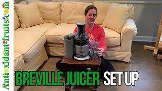 Breville Juicer: How to Put Together