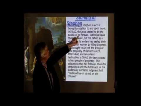 Jerusalem, Trump, and the American Embassy-Pastor Bill Hughes