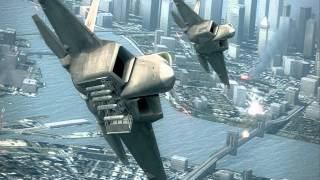 Ace Combat 6 - Fire of Liberation - Soundtrack - Theme song Liberation of Gracemaria HD