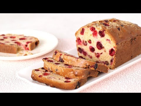 Cranberry Bread- Sweet Talk with Lindsay Strand