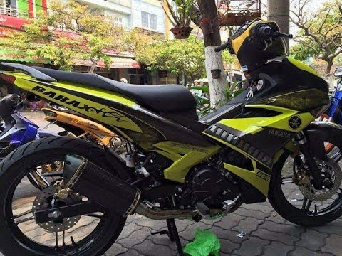 Top modifikasi motor mx king 150