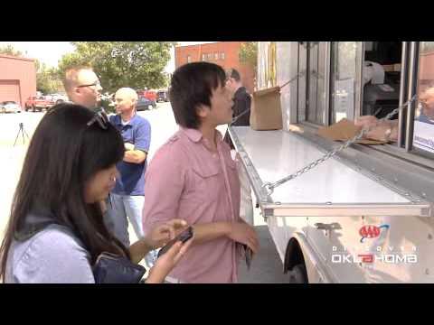 Discover Oklahoma - OKC Food Trucks