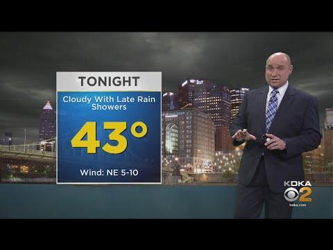 KDKA-TV Nightly Forecast (4/4)