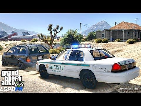GTA 5 MODS 640 - SHERIFF PATROL (GTA 5 MODS)