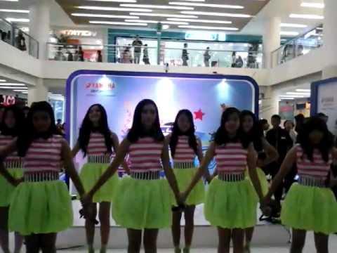 Teenebelle - Laskar Pelangi At Mall Ciputra 130316