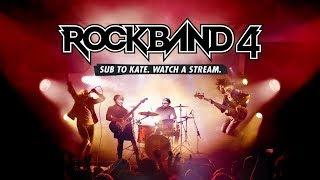 Rockband 4 with Northernlion! (July 2017)