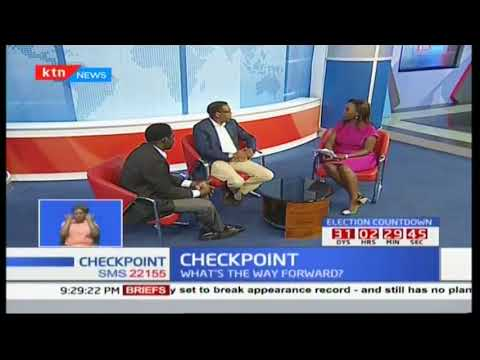Check point full interview 2017/09/24- way forward