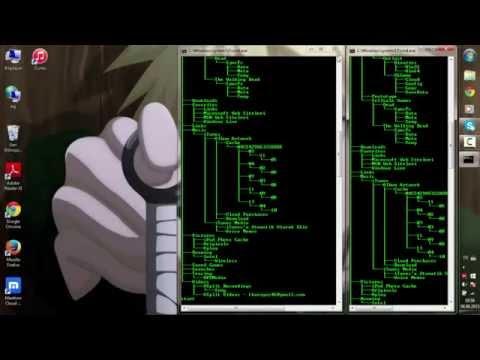 Bilgisayar CMD Kodları/Ders:Bölüm 1;