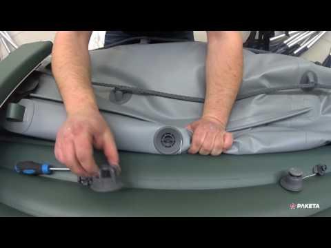Ремонт Лодки | Ремонт лодок ПВХ |1080p | BF-№ 48