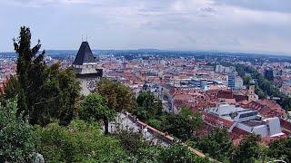 Vizito de Graz, la dua urbo de Aŭstrio