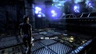 Batman Arkham City. Серия 8 [Женщина-Кошка. На пути к Плющу]