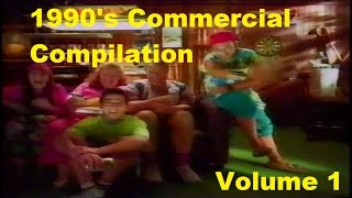 1990s TV Commercial Compilation Volume 1 Nov. 1990 thumbnail