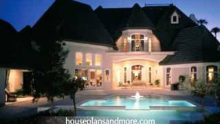 Luxury Homes Video 1 | House Plans And More