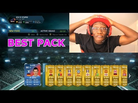 BEST PACK EVER!