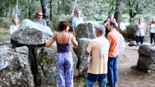 Approche des lieux sacrés bretons selon Rose & Gilles Gandy