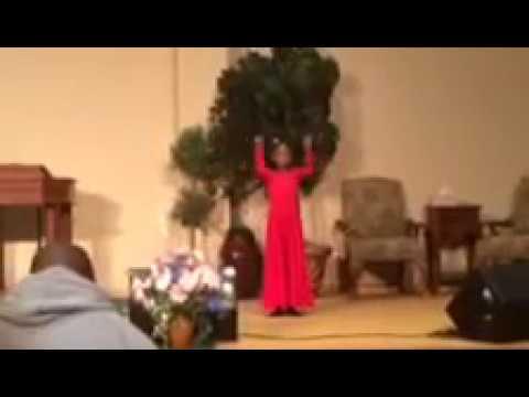 Aleona Praise Dance- Trust In Him Fred Hammond