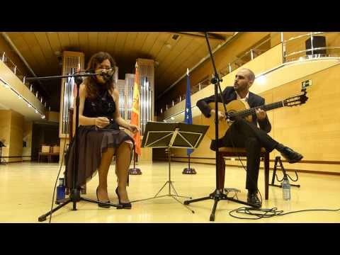 Farruca en el Real Conservatorio Superior de Música de Madrid