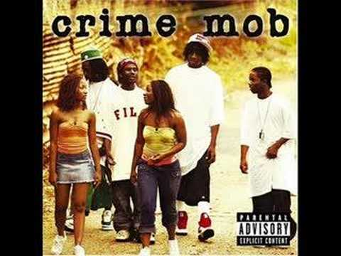 Crime Mob - In My White T