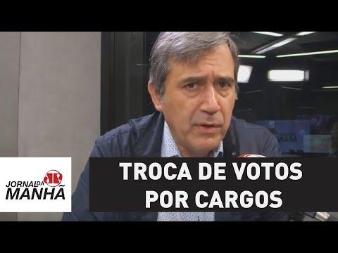 Troca de votos por cargos só ocorre na República da bandalheira | Marco Antonio Villa