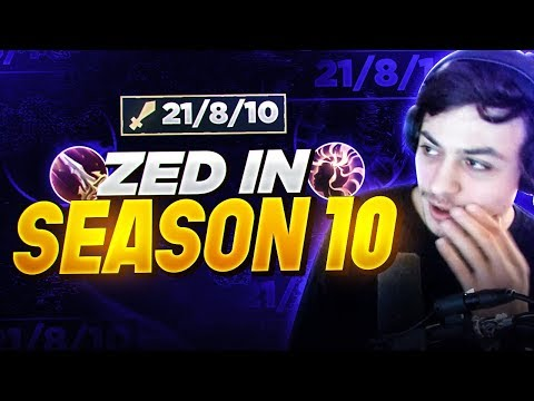 LL STYLISH | ZED IN SEASON 10 | FIRST IMPRESSIONS!!!