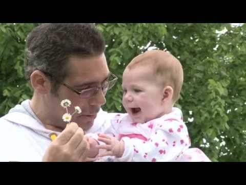 """Dad Fighting Cancer Makes Awesome """"Eye of the Tiger"""" Music Video"""